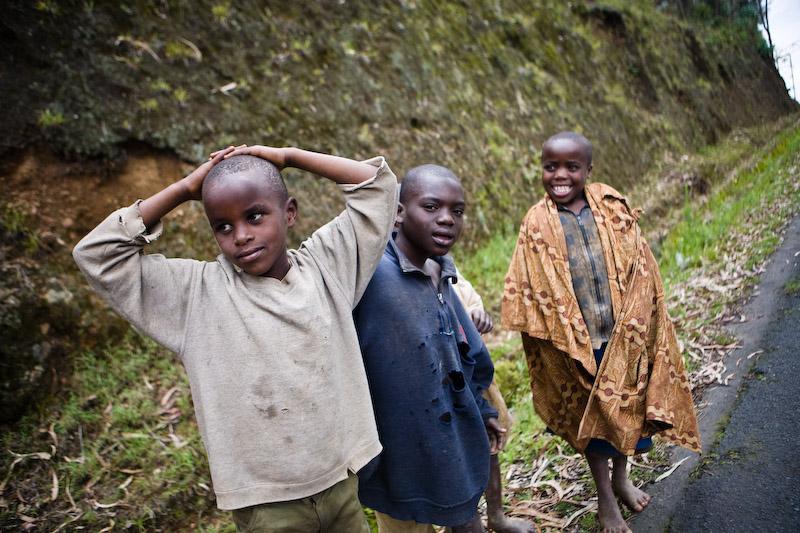 Rwanda Boys