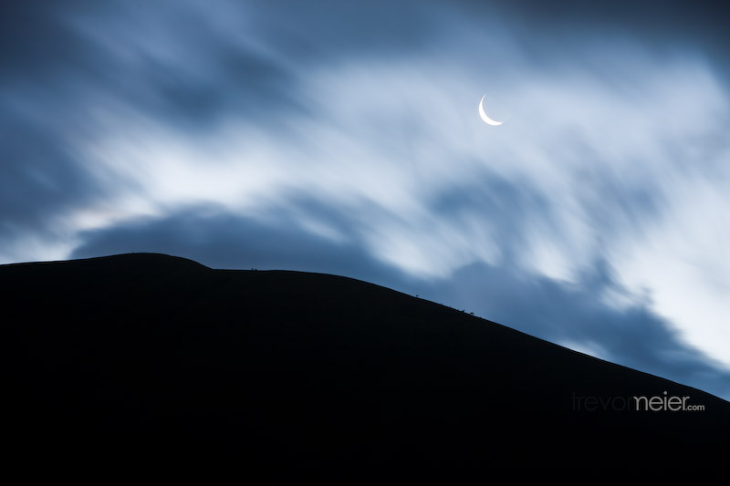 Bulembu Moonrise Wallpaper