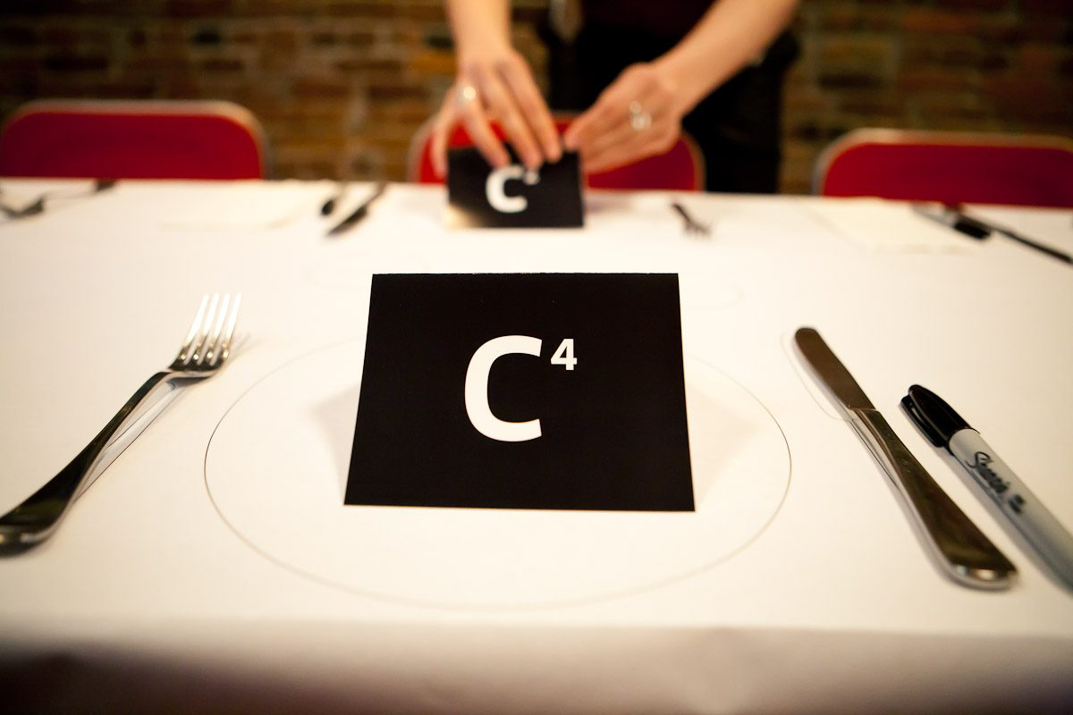 Dinner with a Side of Design