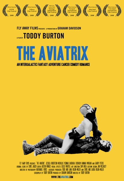 The Aviatrix Poster