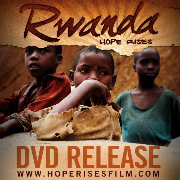 Rwanda DVD Release