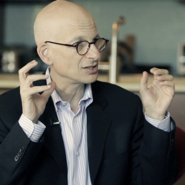 Seth Godin in NYC