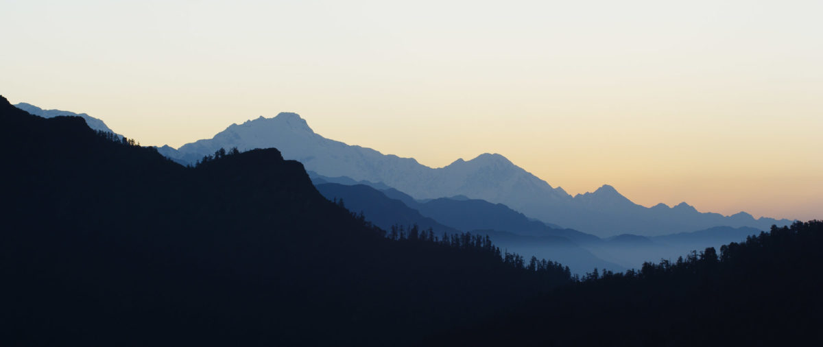 Ascent To Annapurna